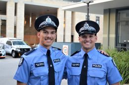 Brothers in Blue