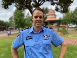 WA Police take part in big shave for good cause
