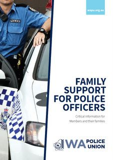 WA Police Union Family Support for Police Officers