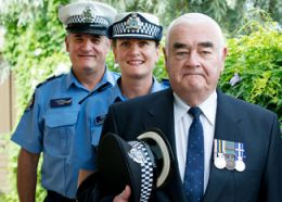 The Farrell's policing legacy