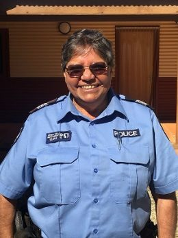 Overcoming adversity leads Warakurna Senior Constable to APM