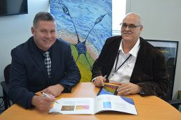Wilkinson promotes diversity during NAIDOC Week
