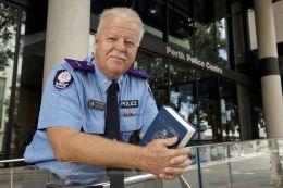 Police Chaplain recalls his service