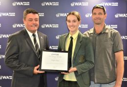 Scholarship win for students