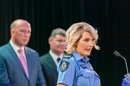 WA officer wins National Police Bravery Award
