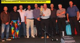 WA wins Australian Police Golf Champs