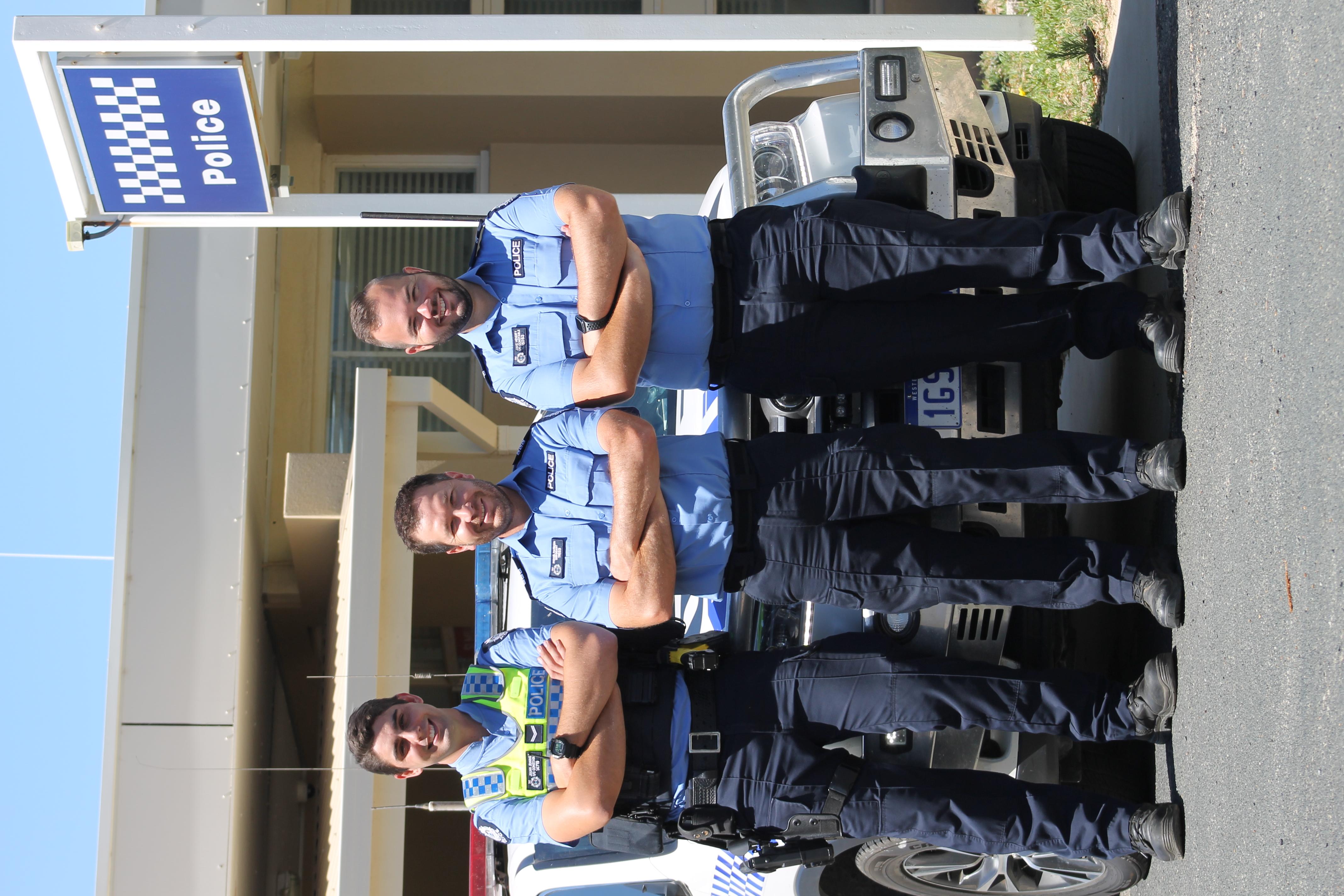Lancelin Police 7