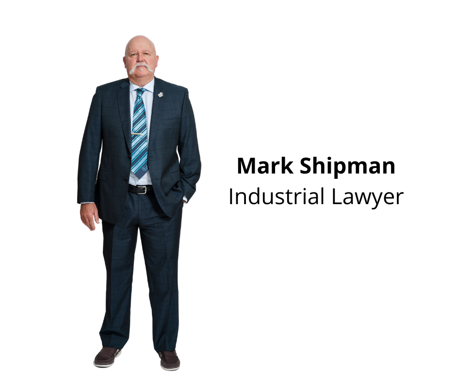 Mark Shipman Industrial Lawyer